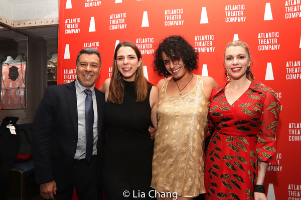 Photo Flash: Check Out Opening Night Photos from HALFWAY BITCHES GO STRAIGHT TO HEAVEN