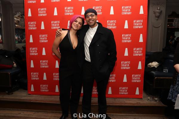 Paola Lázaro & Sean Carvajal Photo