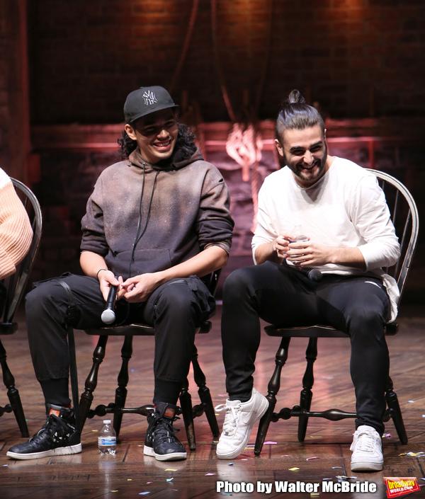 Anthony Lee Medina and Giuseppe Bausilio  Photo