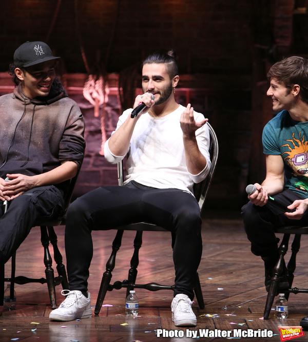 Anthony Lee Medina, Giuseppe Bausilio and Thayne Jasperson Photo