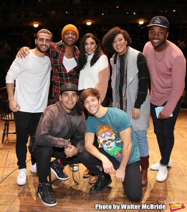 Giuseppe Bausilio, Terrance Spencer, Anthony Lee Medina, Thayne Jasperson, Lauren Boy Photo