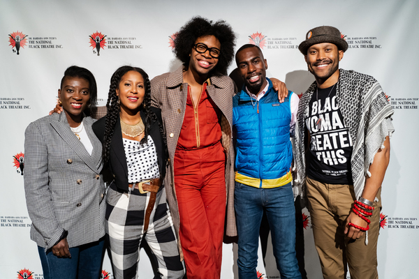 Photo Flash: Jeremy O. Harris Visits National Black Theatre For Town Hall Convening on SLAVE PLAY