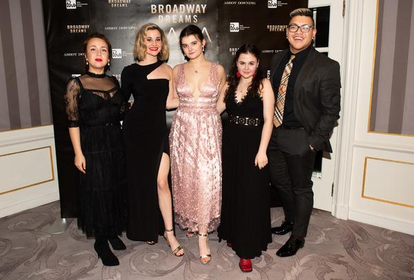 Photos: Tom Kitt And Tom Gabbard Honored At Broadway Dreams 12th Annual Holiday Gala