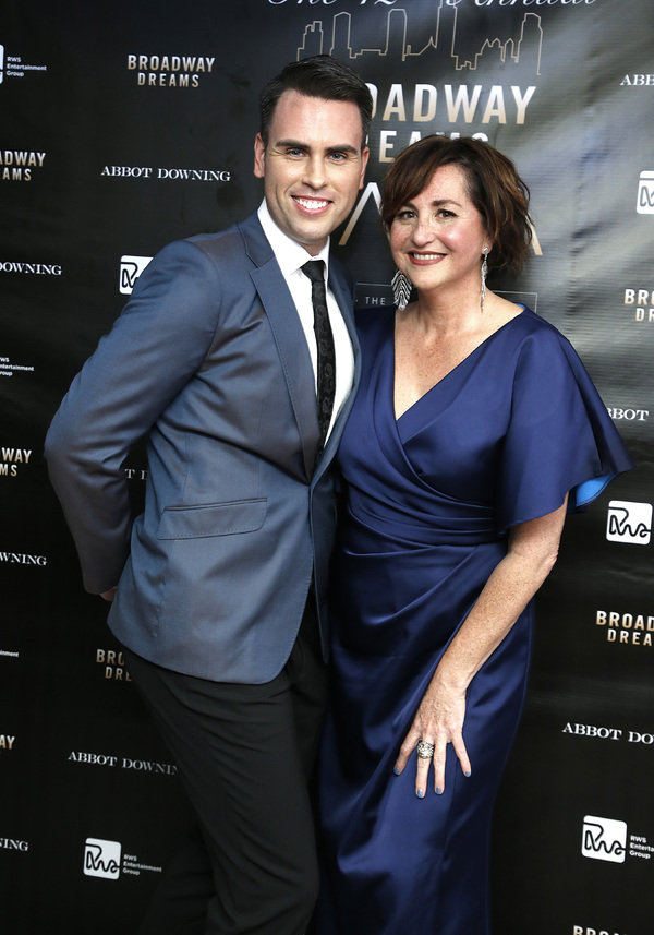 Ryan Stana and Annette Tanner Photo