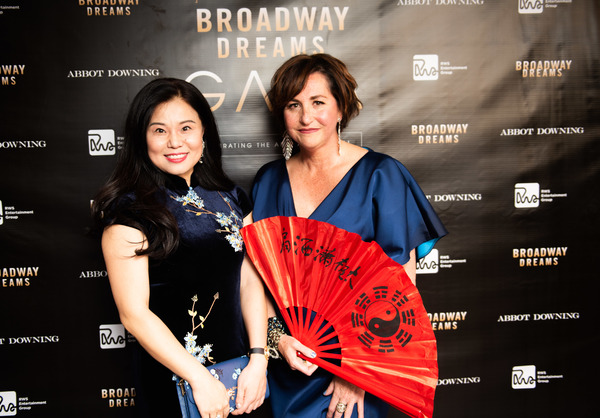 Sophie Qi and Annette Tanner Photo