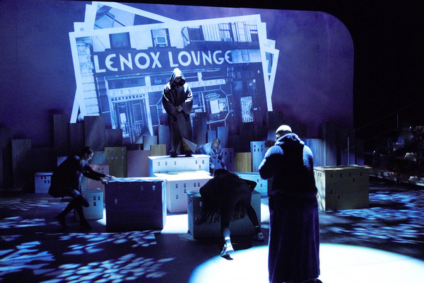 Photo Flash: The Classical Theatre Of Harlem Presents A CHRISTMAS CAROL IN HARLEM