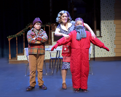 BWW Review: A CHRISTMAS STORY: THE MUSICAL at Des Moines Playhouse: A Tale of Two Christmas Stories Part 2