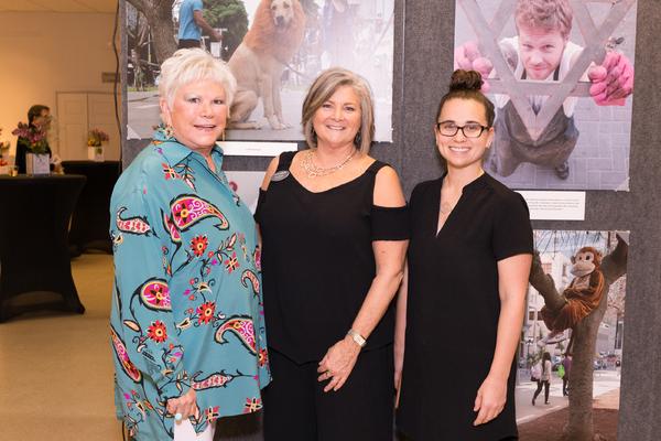 Roe Green, Susan Snyder, Maria Tritico