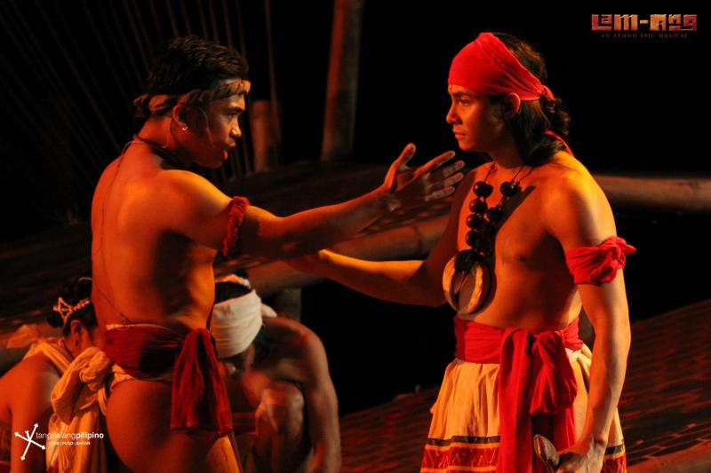 BWW Review: LAM-ANG is Vibrant, Powerful Retelling of an Epic