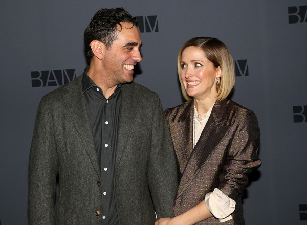 Bobby Cannavale and Rose Byrne  Photo
