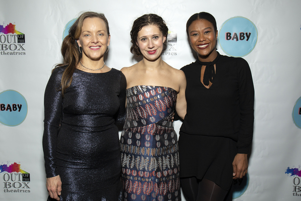 Photo Flash: Check Out Opening Night Photos of BABY Starring Alice Ripley