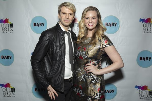 Cody Dry and Tina Scariano Photo