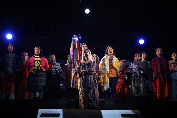Photos: Take a Look at Photos from La MaMa's Revival of THE TROJAN WOMEN