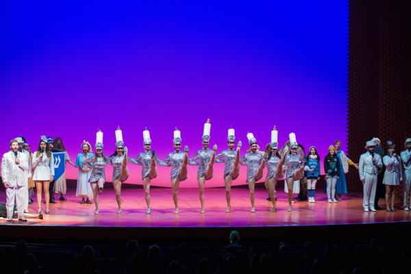 Photos: HAMILTON, AIN'T TOO PROUD, MOULIN ROUGE! and More at RED BUCKET FOLLIES 2019