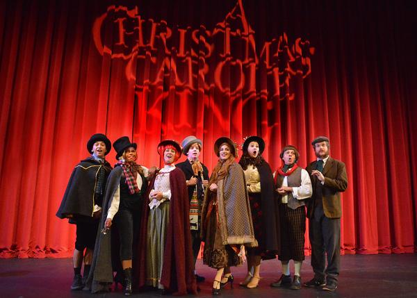 Photo Flash: Troubadour Theater Company Presents A CHRISTMAS CAROLE KING