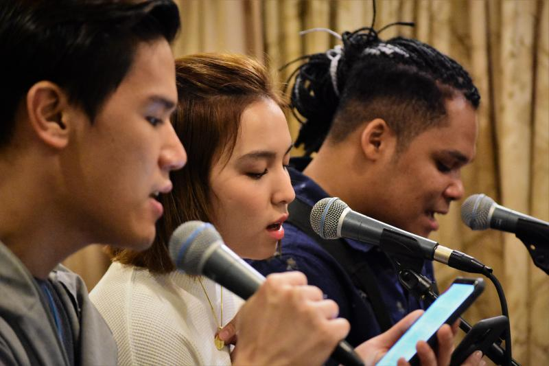 EXCLUSIVE VIDEO: Gerald Santos Talks Christmas Concert for OFWS