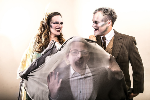 Photos: Black Button Eyes Productions Presents WHISPER HOUSE