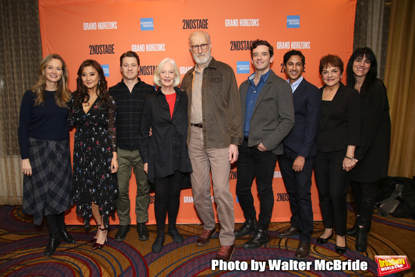 Bess Wohl, Ashley Park, Ben McKenzie, Jane Alexander, James Cromwell, Michael Urie, Maulik Pancholy, Priscilla Lopez and Leigh Silverman