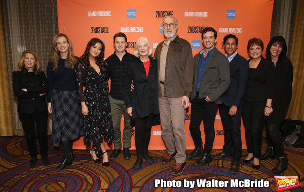 Carole Rothman, Bess Wohl, Ashley Park, Ben McKenzie, Jane Alexander, James Cromwell, Michael Urie, Maulik Pancholy, Priscilla Lopez and Leigh Silverman