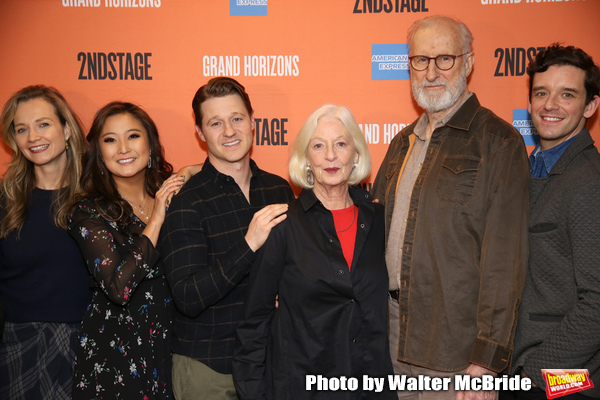 Carole Rothman, Bess Wohl, Ashley Park, Ben McKenzie, Jane Alexander, James Cromwell and Michael Urie