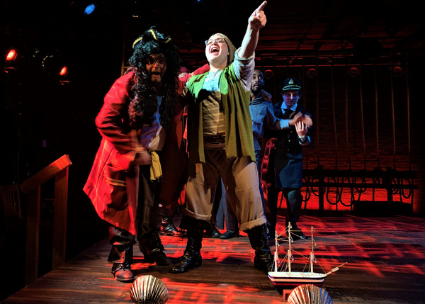 Photo Flash: First Look at EPIC'S Production Of PETER AND THE STARCATCHER At HERE