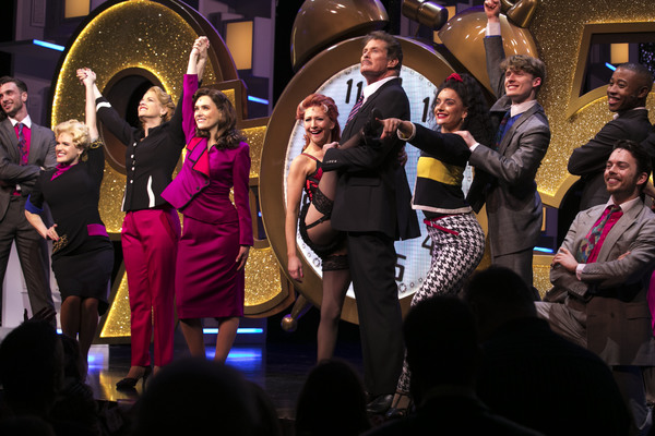 Photo Flash: First Look at David Hasselhoff in 9 TO 5 THE MUSICAL