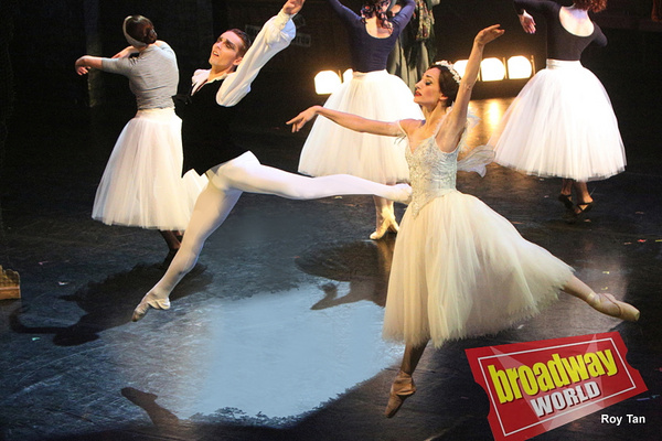 Photo Flash: First Look at THE RED SHOES at Sadler's Wells