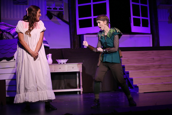 Photo Flash: PETER PAN Takes Flight At The Uptown Theater