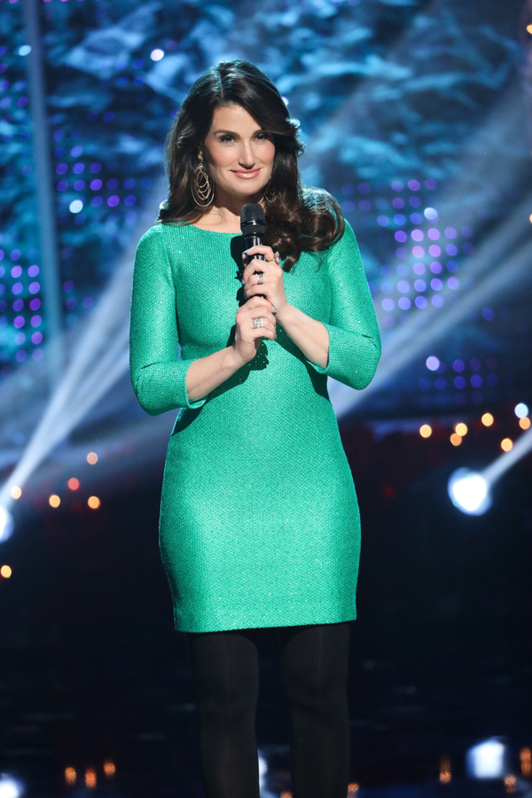 Photo Flash: Get a First Look at A HOME FOR THE HOLIDAYS WITH IDINA MENZEL