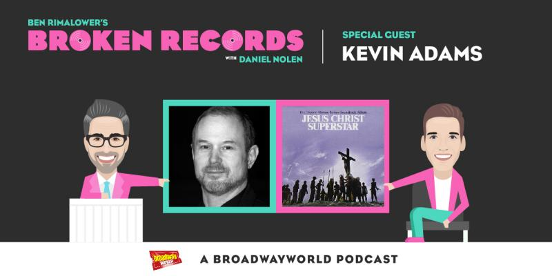 BWW Exclusive: Ben Rimalower's Broken Records with Special Guest, Kevin Adams!