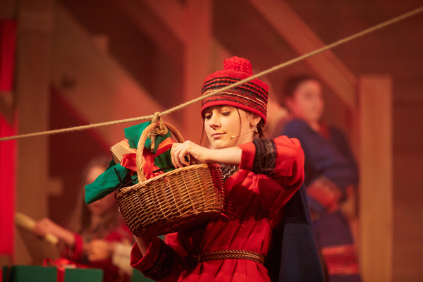 Photo Flash: Check Out Production Photos From THE SNOW QUEEN