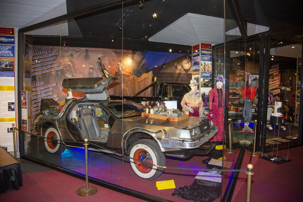 Photo Film: Hollywood Museum Unveils BACK TO THE FUTURE TRILOGY: THE EXHIBIT