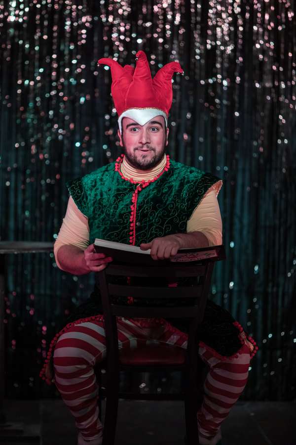 Photo Flash: First Look at THE SANTALAND DIARIES at Kickshaw Theatre