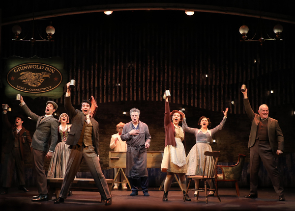 Photo Flash: Take a Look at Photos From A CONNECTICUT CHRISTMAS CAROL At Goodspeed Musicals