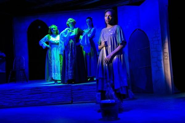 Photo Flash: ELLA ENCHANTED at Synchronicity Theatre