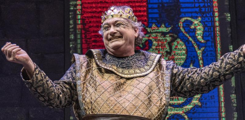 BWW Review: SHERWOOD THE ADVENTURES OF ROBIN HOOD NOW PLAYING AT THE NEW THEATRE RESTAURANT IN OVERLAND PARK
