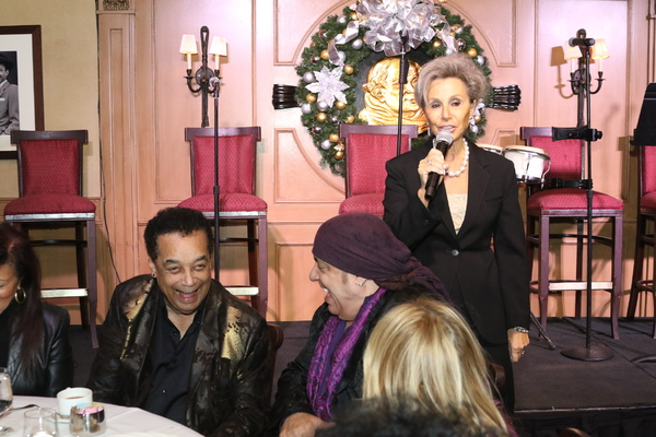 Photo Coverage: GARY U.S. BONDS Performs at The Friars Club