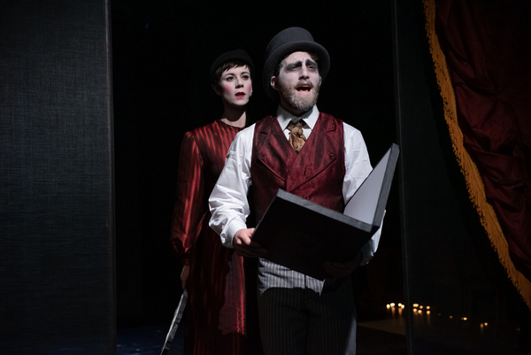 Photo Flash: A CHRISTMAS CAROL Brings the Holiday Spirit to Art House Productions