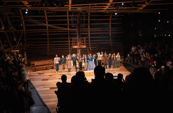 Photo Flash: Opening Night Photos of MOBY-DICK At A.R.T