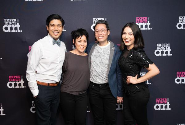 J. Oconor Navarro, Anna Ishida, Andrew Cristi , and Kim Blanck