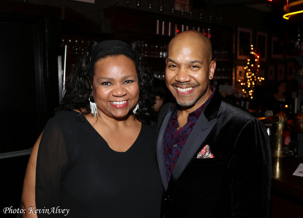 Aisha de Haas, Darius de Haas Photo