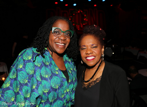 Carla Cook, Catherine Russell Photo