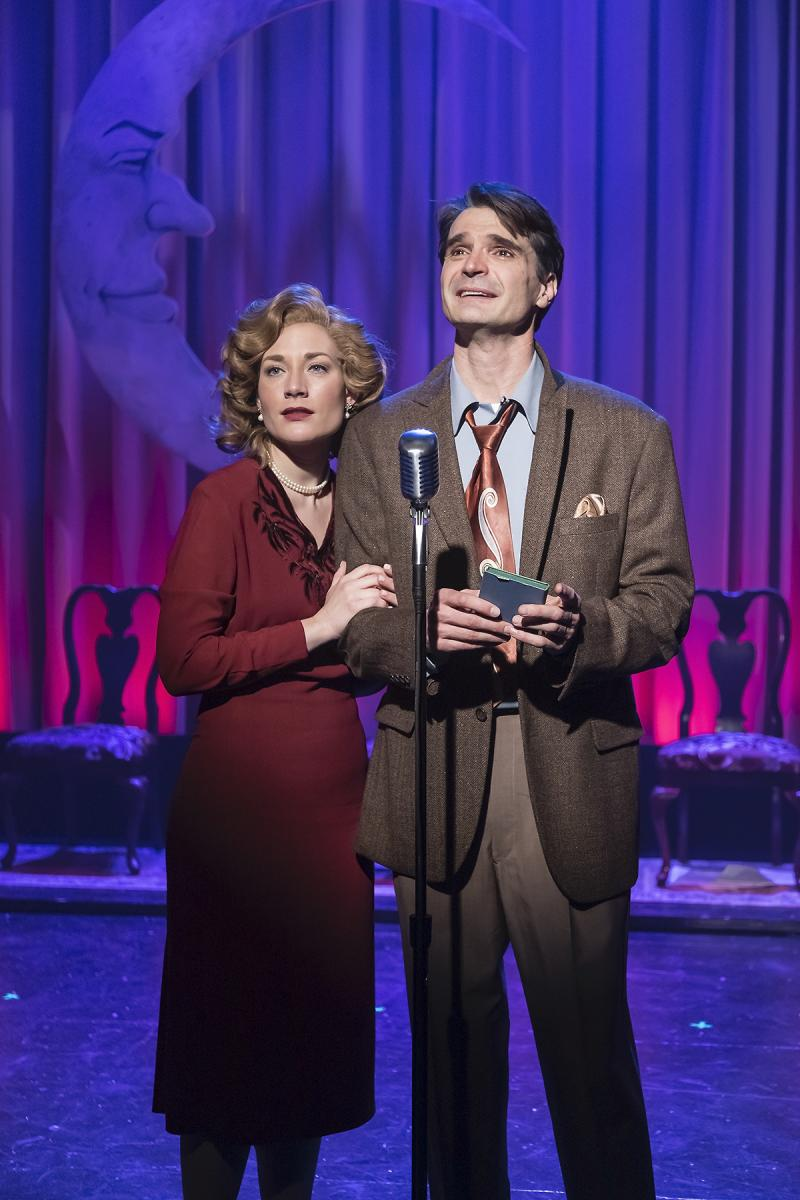 BWW Review: IT'S A WONDERFUL LIFE: A LIVE RADIO PLAY at Ensemble Theatre Company