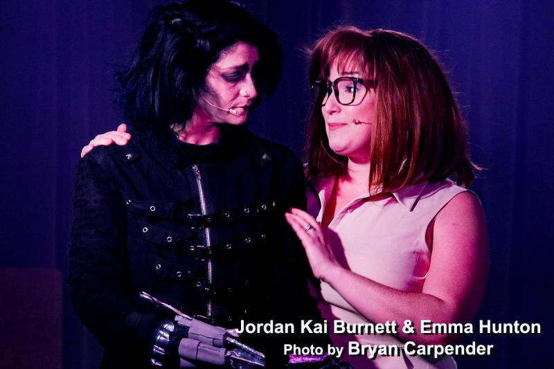BWW Review: Diamond-Cut Vocals Make For A Hysterically Cutting-Edged SCISSORHANDS - A MUSICAL
