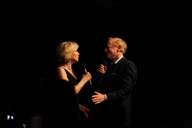 BWW Review: DONNY MOST WITH SPECIAL GUEST LINDA PURL  Gets The Beach Cafe Swingin'