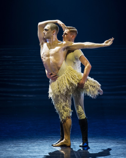 The New Adventures Production of Matthew Bourne's SWAN LAKE Turned the Tides of Ballet at The Ahmanson