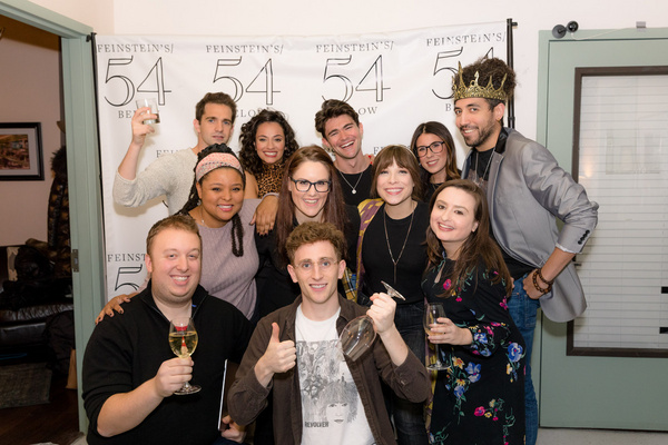 Photo Flash: Isabelle McCalla, Lauren Marcus And More Compete In The Ultimate 54 Below Challenge