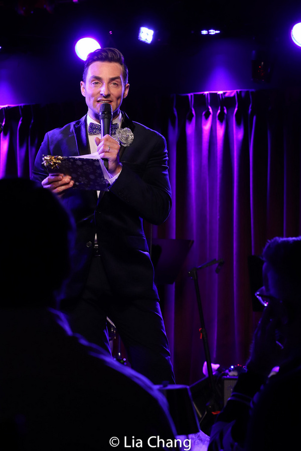 Photos: Inside Scott Nevins' SPARKLE Benefit Concert At The Green Room 42