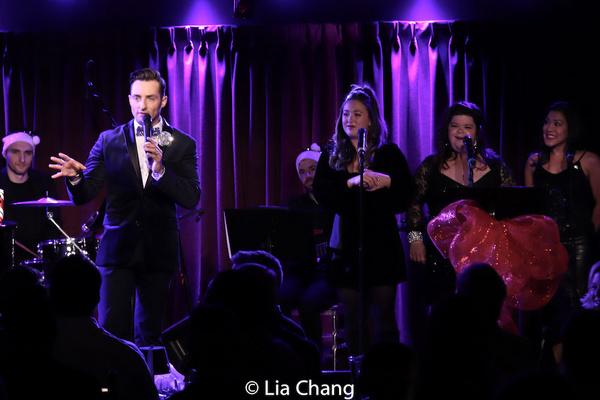 Phil Coiro, Scott Nevins, Melody Madarasz, Marissa Rosen, Chase Kamata Photo