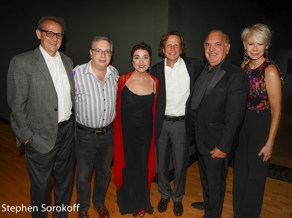 Rich Switzer, Rory Paull, Christine Andreas, Martin Silvestri, Jill Switzer